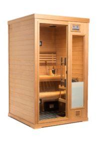 Finnleo Hallmark Traditional Sauna - Splash Pool & Spa