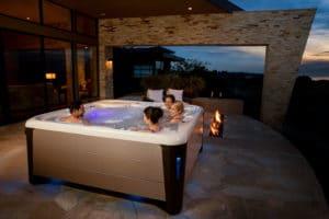 HotSpring hot tub Highlife Envoy - Splash Pool & Spa Cedar Rapids