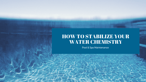 How to stabilize your swimming pool or hot tub water chemistry - Splash Pool & Spa