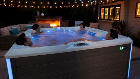HotSpring Spas Limelight Collection - Splash Pool & Spa Cedar Rapids