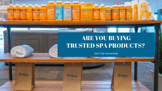 Trusted spa products found at Splash Pool & Spa in Cedar Rapids, Iowa
