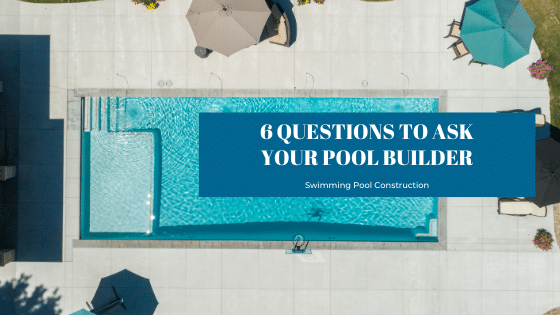 6 Questions to Ask Your Pool Builder according to Splash Pool & Spa in Cedar Rapids, Iowa
