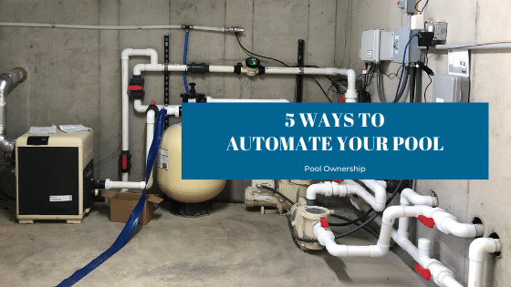 ways to automate your pool