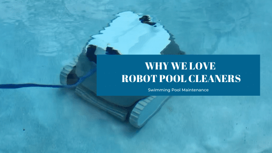Pentair robotic pool cleaner at work in a custom concrete pool built by Splash Pool & Spa in Cedar Rapids, Iowa